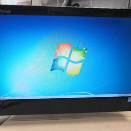 Моноблоки - Моноблок Kraftway FullHD Core i3 8Gb, 0