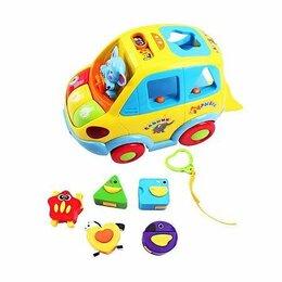 Развивающие игрушки - Каталка Автошка, 0