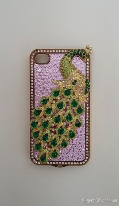 Чехол на iPhone 4 по цене 150₽ - Чехлы, фото 0