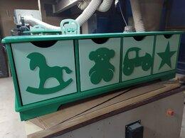 Банкетки и скамьи - Сундук скамейка с 4-мя выдвижными ящиками, 0