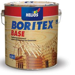Пропитки - Пропитка Helios BoriTex Base 2,5 л, 0