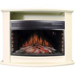 Камины и печи - Каминокомплект Royal Flame портал Vegas с очагом Dioramic 33 LED FX, 0