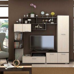 Шкафы, стенки, гарнитуры - Гостиная Капри, 0