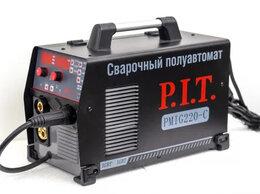 Сварочные аппараты - Сварочный полуавтомат P.I.T. PMIG220-C, 0