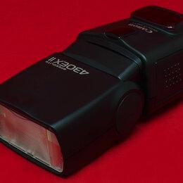 Фотовспышки - Canon Speedlite 430EX II, 0