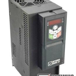 Преобразователи частоты - Частотный преобразователь 5,5/7,5кВт 380В, 0