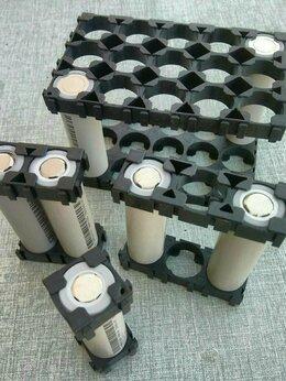 Батарейки - Холдеры Держатели аккумуляторов на 2 акб 18650, 0