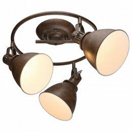 Настенно-потолочные светильники - Спот Globo Giorgio 54647-3, 0