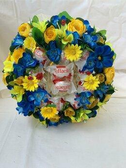 Цветы, букеты, композиции - Букет из конфет, 0