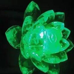 Ночники и декоративные светильники - Светильник цветок, 0