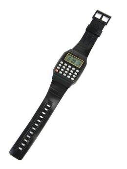 Наручные часы - Часы с калькулятором, 0