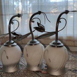 Шнуры, плафоны и комплектующие для светильников - Плафоны (цена за все), 0