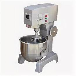 Тестомесильные и тестораскаточные машины - Миксер планетарный Ergo 30 литров, 0
