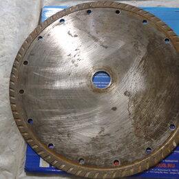 Для дисковых пил - Диск алмазный по бетону б/у 22 х 230, 0