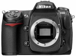 Фотоаппараты - Nikon D300 body, 0
