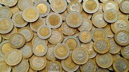 Монеты - Иностранные монеты. Биметалл., 0