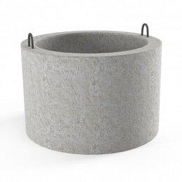 Железобетонные изделия - Кольца колодцев с дном КД 10.9, 0