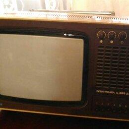 Телевизоры - Телевизор цветной Электроника 433 Д, 0