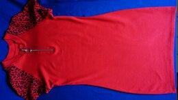 Платья - Платье для девочки-подростка (100% хлопок) (44-46), 0