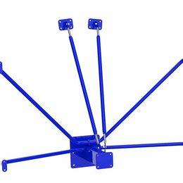 Стойки и кольца - Ферма для баскетбольного щита ZSO, BIG, вынос 500 мм, 0