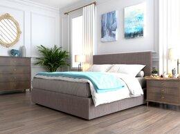Кровати - Мягкая кровать с подъемным механизмом за 13 592 р., 0