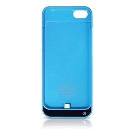 Зарядные устройства и адаптеры - Новый DF iBattery-10 Blue для Apple iPhone 5C, 0