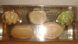 Мыло - Набор Lalique мини мыло 5 штук, 0