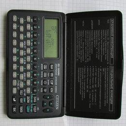 Электронные книги - Электронная записная книга Citizen ED-1500rx, 0