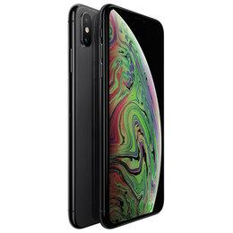 Мобильные телефоны - 🍏 iPhone XS max 64Gb Space gray (черный) , 0