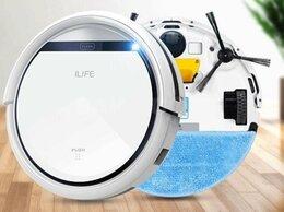 Роботы-пылесосы - Робот-пылесос iLiFE v50, 0