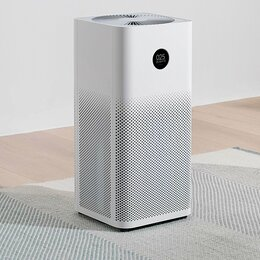 Ионизаторы - Очиститель воздуха MiJia Air Purifier 3, 0