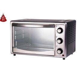 Мини-печи, ростеры - Духовой шкаф электрический нерж (мини-печь) 1600Вт, 0