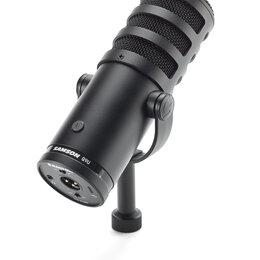 Аудиооборудование для концертных залов - Samson Q9U Микрофон динамический USB/XLR, 0