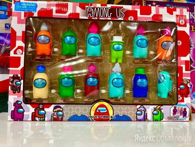 Амонг Ас заводной по цене 250₽ - Мягкие игрушки, фото 0