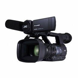 Видеокамеры -  JVC Видеокамера JVC GY-HM660, 0