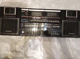 Музыкальные центры,  магнитофоны, магнитолы - HITACHI  TRK W550W, 0