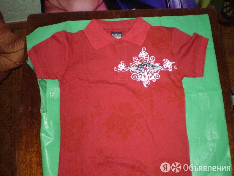 Новая футболка - поло по цене 300₽ - Футболки и майки, фото 0