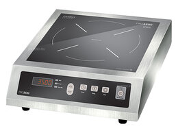 Плиты и варочные панели - Плита индукционная CASO Pro 3500, 0