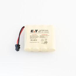 Аксессуары и запчасти для оргтехники - Аккумулятор ET RC-4816VSM для машинки, 0