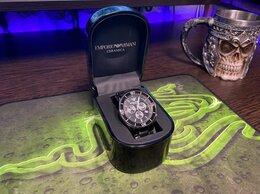 Наручные часы - Часы Мужские Керамика Армани Оригинал AR1421, 0