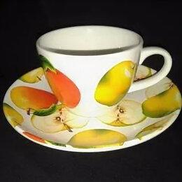 """Кружки, блюдца и пары - Чайная пара """"Яблоки""""(IMARI), 0"""