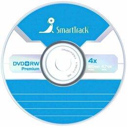 Оптические приводы - DVD-RW 4.7GB 4X bulk SmartTrack/Mirex/100/, 0