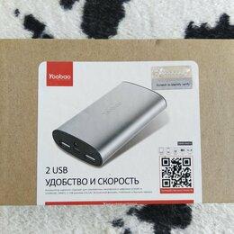 Универсальные внешние аккумуляторы - Повер банк 10200 mAh, 0