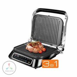 Электрические грили и шашлычницы - Электрогриль Redmond RGM-M807 SteakMaster, 0