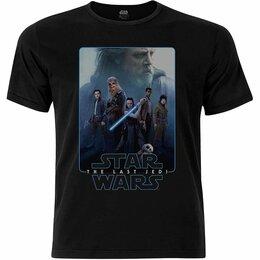 Футболки и майки - Футболка Star Wars - Episode VIII: The Force…, 0
