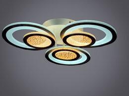 Люстры и потолочные светильники - Светильник LED потолочный 19189/3 96 W ПДУ, 0