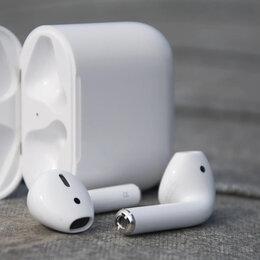 Наушники и Bluetooth-гарнитуры - AirPods , 0