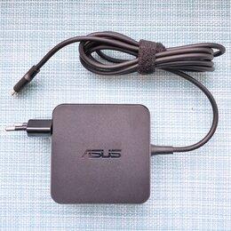 Блоки питания - Зарядное устройство type-C 65W Asus 3.25 A, 0