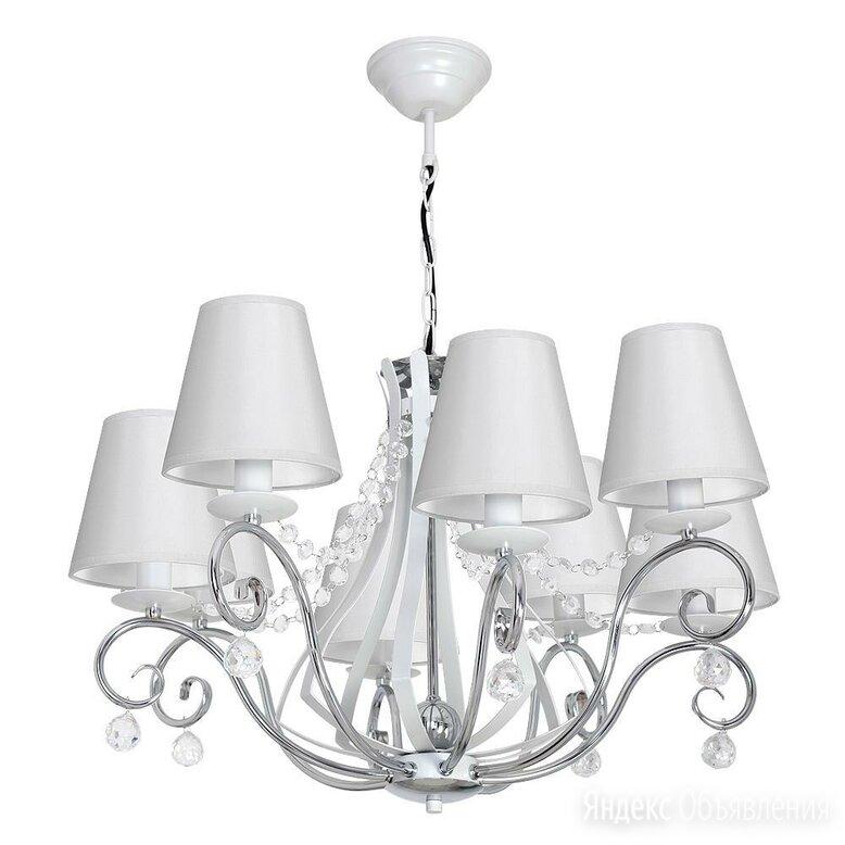 Подвесная люстра Luminex Vera 8707 по цене 20274₽ - Люстры и потолочные светильники, фото 0