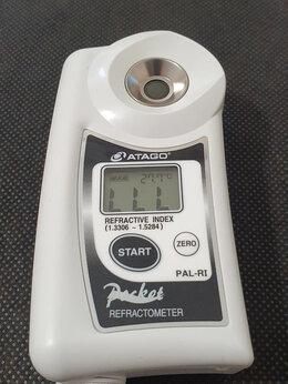 Лабораторное оборудование - Рефрактометр PAL-RI Atago , 0